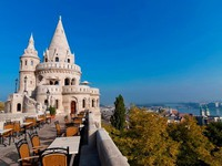 Restaurant Halászbástya (Fisherman's Bastion)
