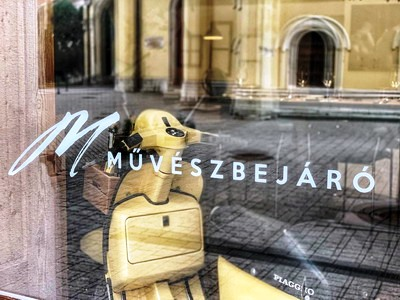 Művészbejáró restaurant (Debrecen) - hungarian, international food