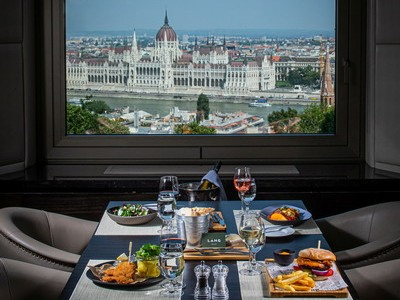 Restaurant LÁNG Bistro & Grill (Hilton Budapest) - hungarian, international food
